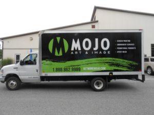3m truck wrap
