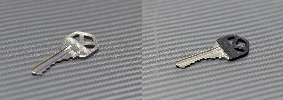 plasti dipped key