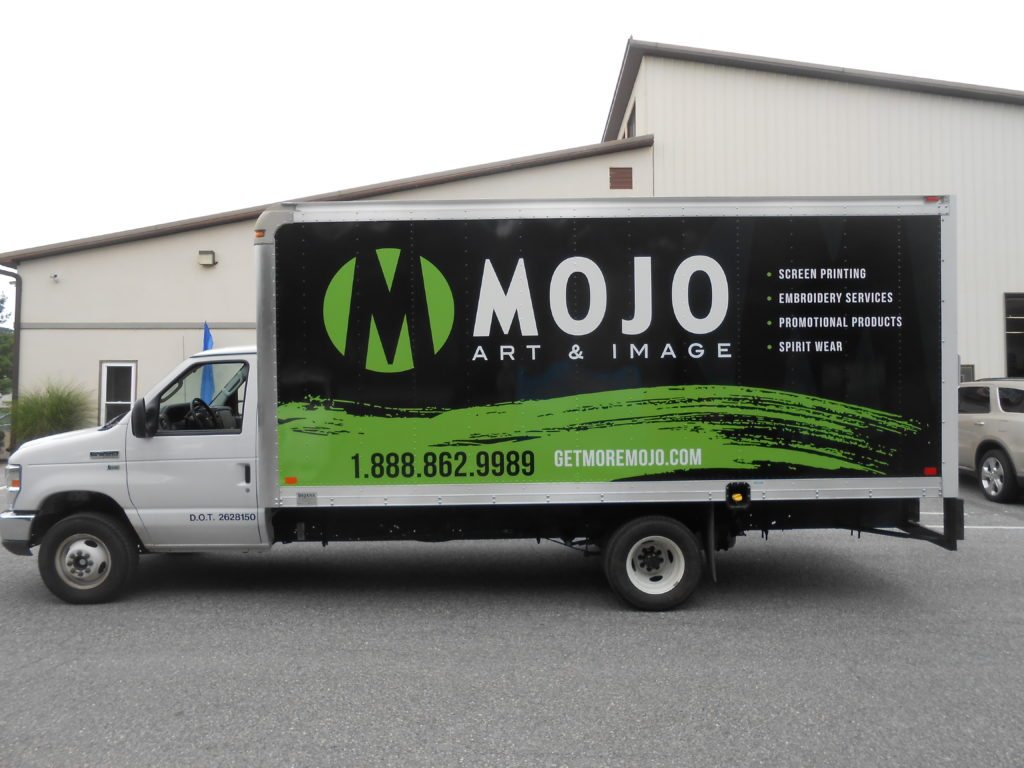 Vehicle Wrapping in Maryland