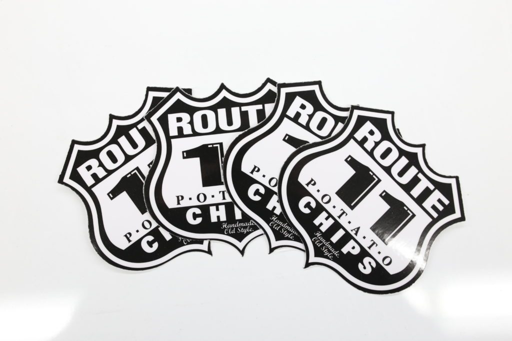 Custom stickers in Maryland