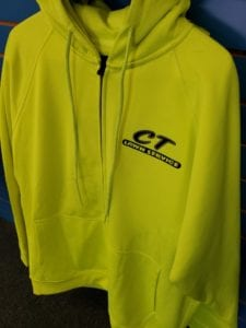 Custom Imprinted Neon Thermal Apparel